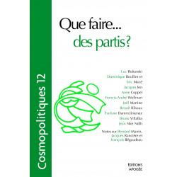 Cosmopolitiques n° 12 - Que...