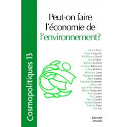 Cosmopolitiques n° 13 -...