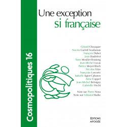 Cosmopolitiques n° 16 - Une...