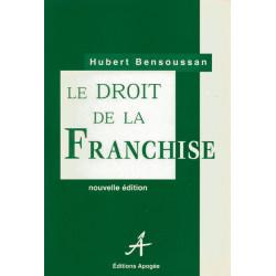 Droit de la franchise (Le)