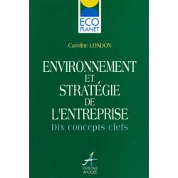Environnement et stratégie...