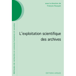 Exploitation scientifique...