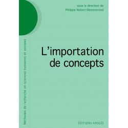 Importation de concepts (L')