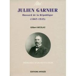 Moi, Julien Garnier...