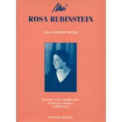 Moi, Rosa Rubinstein