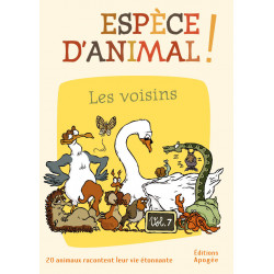 Espèce d'animal ! (t. 7)