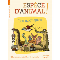 Espèce d'animal ! (t. 8)