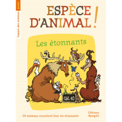 Espèce d'animal ! (t. 10)